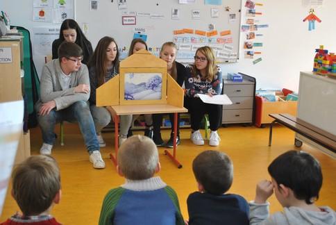 lecture Caulnes Lycée