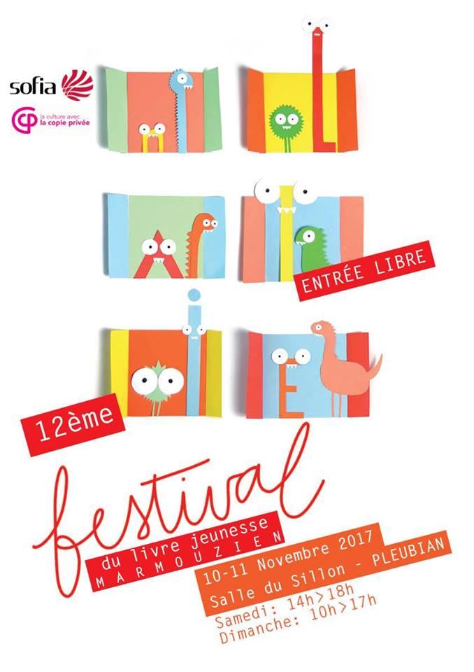 73fc2334093 Le prochain salon du livre jeunesse Marmouzien aura lieu les 11 et 12  novembre